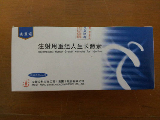 Safety Ansomone Human Growth Hormone Pproducts , Fat loss HGH hormones